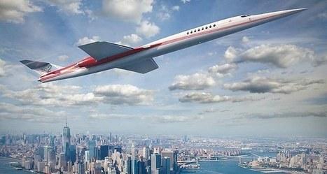L'avion supersonique pourrait faire son retour aux Etats-Unis | General Aviation | Scoop.it