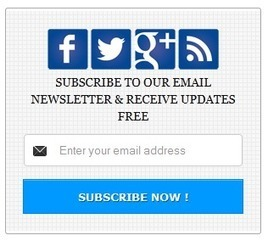 Color Your Social Subscription Widget Blue | Awesome jQuery Tutorials | Scoop.it