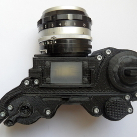 3D Printed Camera : OpenReflex | Technologies et usages | Scoop.it
