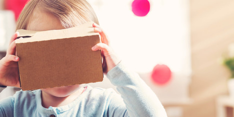 Virtual Reality And Education | Assignment Box | Scoop.it