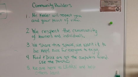 Instead of Rules.... Community Builders   New learning   Scoop.it