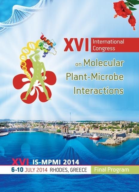 XVI International Congress on Molecular Plant-Microbe Interactions, Rhodes, Greece, 6-10 July 2014 | Plant-Microbe | Scoop.it