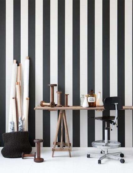 Decorative Wall Paper Types | 2014 Interiors | Wallpaper | Scoop.it