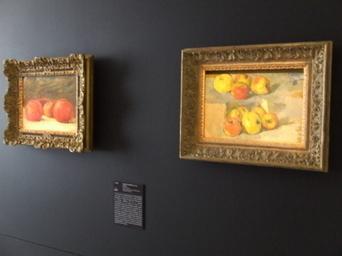 Le peintre aux pommes, invité du Musée Courbet | L'art dans toute sa splendeur | Scoop.it