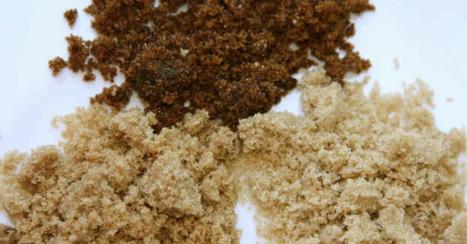 מה עדיף - סוכר לבן או סוכר חום - סטטוס באזז | דברים שמעניינים אותנו | Scoop.it