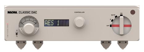 Nagra donne un DAC DSD2x et DXD (32 bits/384 kHz) à sa série Classic, et un petit frère au HD DAC | ON-TopAudio | Scoop.it