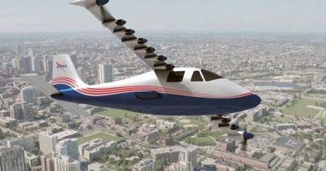 NASA Just Unveiled Its All-Electric X-57 Plane | MishMash | Scoop.it
