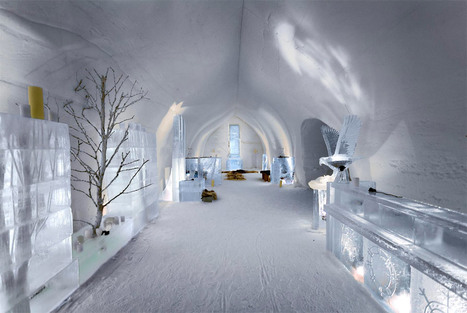 Ice Hotel in Finland | Mystery+Ice Hotel | Scoop.it