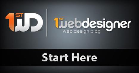Become a Web Designer, Start Here • 1stwebdesigner | Photoshop Inspirations and Tutorials | Scoop.it