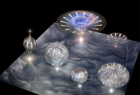 """Big Bang Discovery Opens Doors to the """"Multiverse"""" 