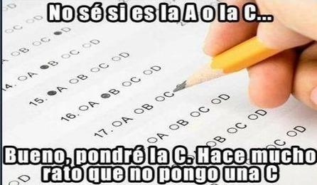 Exámenes tipo test…cuando lo que importa es el resultado | XarxaTIC | educacion-y-ntic | Scoop.it