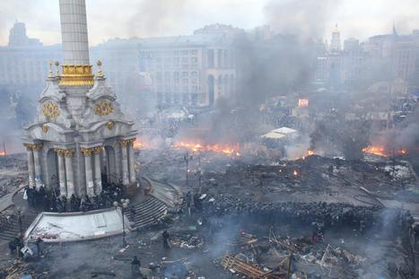 Issues with Ukrainian Nationalism | Geography Education | Scoop.it