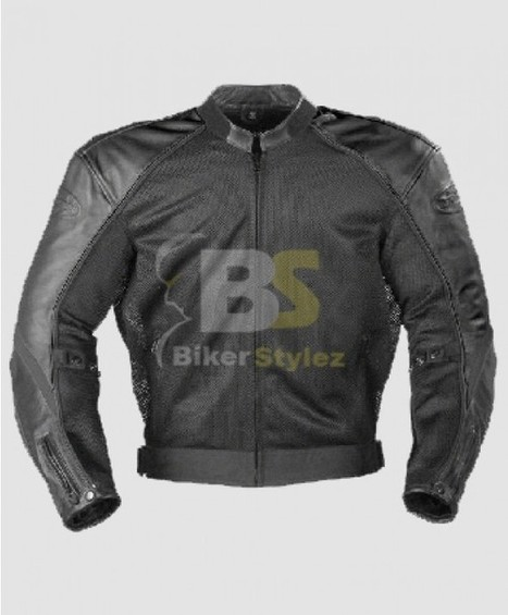 Armored Guard Mens Leather Jacket perfect for safety riding. | Biker stylez leather jackets | Scoop.it