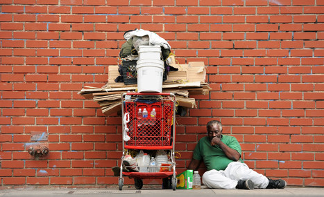 Homeless people migrating from downtown to County-USC, study finds | SocialAction2014 | Scoop.it