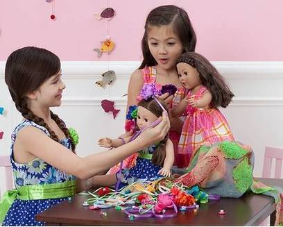 Amazing Fashion Clothes for Dolls that Will Delight Your Child | Little Girl Outfits and Doll Clothes | Scoop.it