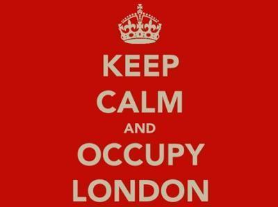 Les protestataires d'Occupy London sont les vrais disciples de Jésus, même s'ils méprisent lareligion | Archivance - Miscellanées | Scoop.it
