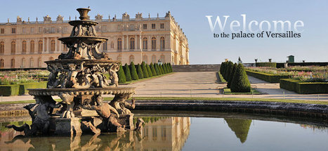 Homepage - Palace of Versailles | Welcome to Paris! | Scoop.it