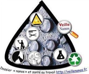 Veillenanos, une veille citoyenne sur les nanos : NanomateriauxSanteTravail | Risques au Laboratoire | Scoop.it