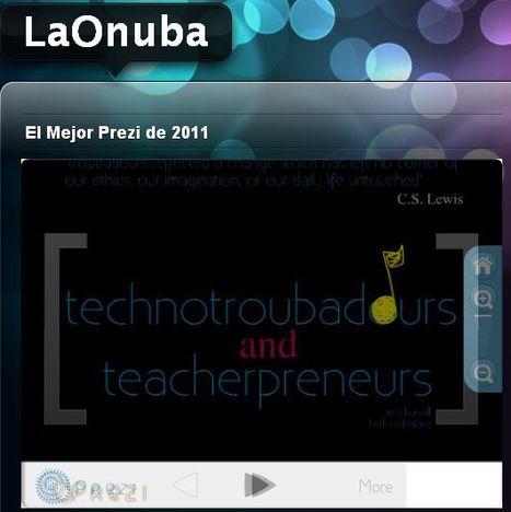 El Mejor Prezi de 2011 | Pedalogica: educación y TIC | Scoop.it