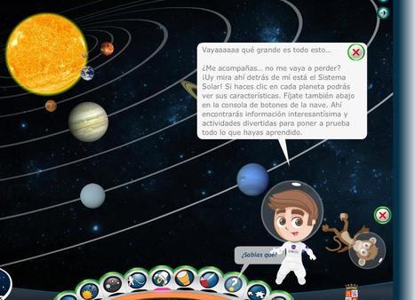 Astronomia para todos | Sistema Solar | Scoop.it