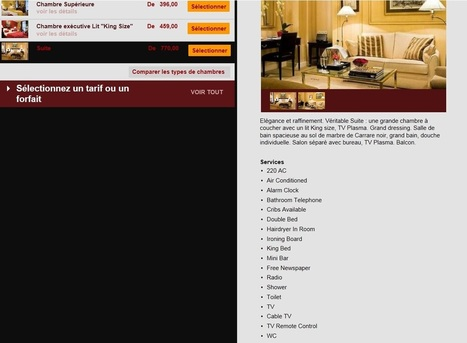 Votre hôtel est plus sexy sur une OTA que votre propre site? | E-Tourisme Mobile | Scoop.it