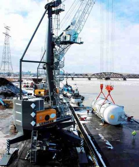 Record year for Liebherr harbour cranes | Cranes & Hoists | Scoop.it