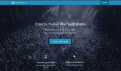 Me quiero hacer un blog: ¿wordpress.com o wordpress.org? | Educacion, ecologia y TIC | Scoop.it