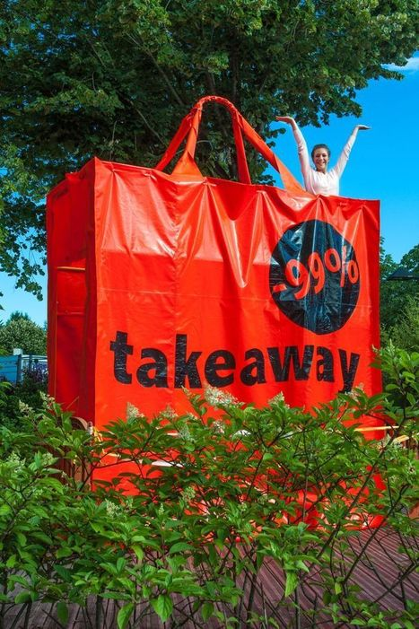 """Takeaway"" by Clay Apenouvon 
