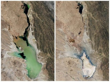 A Lake in Bolivia Evaporates, and With It a Way of Life | AP HUMAN GEOGRAPHY DIGITAL  STUDY: MIKE BUSARELLO | Scoop.it