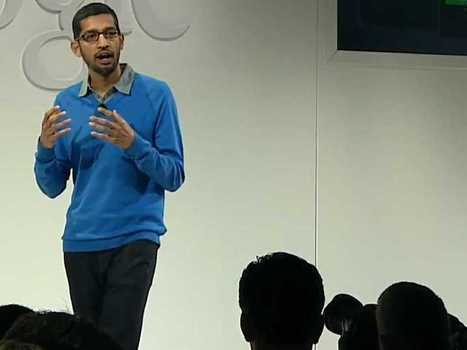 GOOGLE: We Have Big Plans For Google TV - Business Insider | Technological environment | Scoop.it