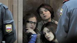 Pussy Riot Film Wins Sundance Award | Gender matters | Scoop.it