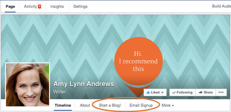 My Top Facebook Tips - Amy Lynn Andrews | Social Media Magic | Scoop.it