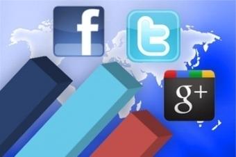 Google+ réussit-il à percer face à Facebook et Twitter ? | Social Media Curation par Mon Habitat Web | Scoop.it