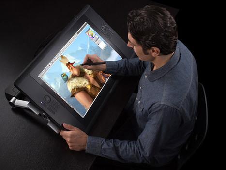 Après les palettes graphiques, une tablette chez Wacom | Veille web-technologique | Scoop.it