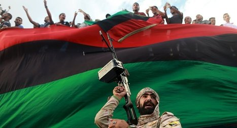 'Mickey Mouse and Coca-Cola Revolution': The Roots of Libya's Chaos | Saif al Islam | Scoop.it