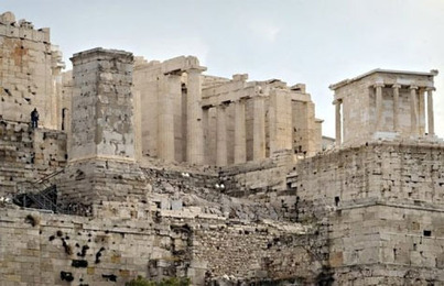 Greece to allow advertising on ancient monuments | A Blog About History - History News | Classical Geek | Scoop.it