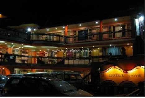 Hotel Snow Line Manali india online booking at lowest price   Holiday Rentals   Scoop.it