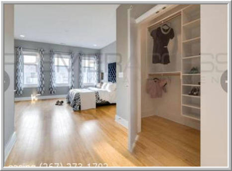 Furnished Rental Townhome In 1113 N Hope Street,Philadelphia   Luxury Townhomes and Apartments  for rent Philadelphia   Scoop.it
