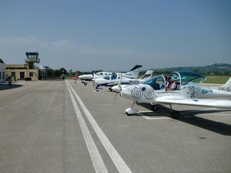 Aeroporto di Fano: Mezz'ora per aprire una 'finestra' in Croazia | The Matteo Rossini Post | Scoop.it