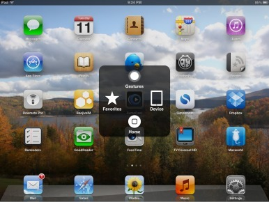 Accessibility Features in the new iOS 5 | Communication and Autism | Scoop.it
