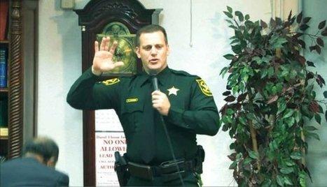 CAIR Leader Nezar Hamze Is Now Deputy Sheriff | Criminal Justice in America | Scoop.it