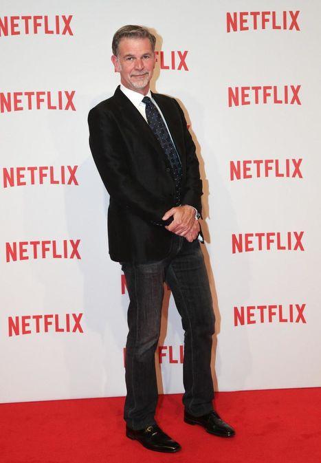 Le président de Netflix accepte une diminution de salaire | Politique salariale et motivation | Scoop.it