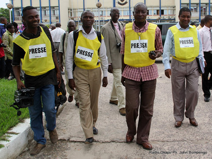 Kinshasa: inauguration d'un « centre de ressources pour les médias » | Mediafrica | Scoop.it