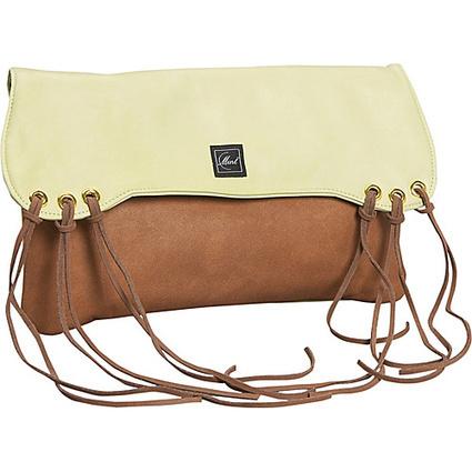 Mint Handbags Fringed Johnny - Think Green | I love designer handbags | Scoop.it