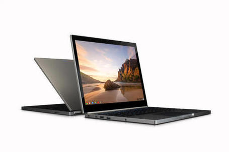 The Chromebook Pixel project - Android Authority | Android Discussions | Scoop.it