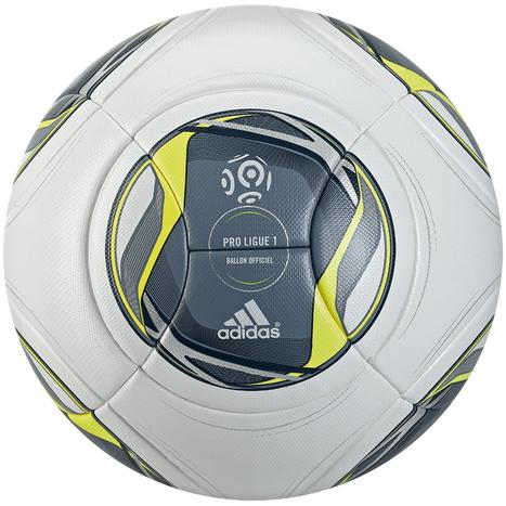 Adidas présente le nouveau ballon de la Ligue1 (2013-2014) | Coté Vestiaire - Blog sur le Sport Business | Scoop.it