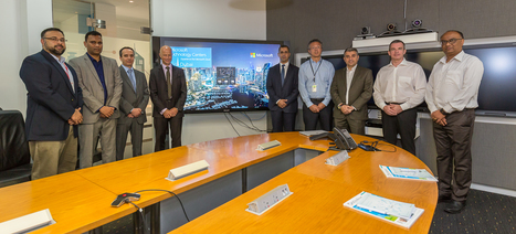 Microsoft Opens Big Center of Excellence for Oil and Gas Industry - WinBuzzer | Cloud Computing | Scoop.it