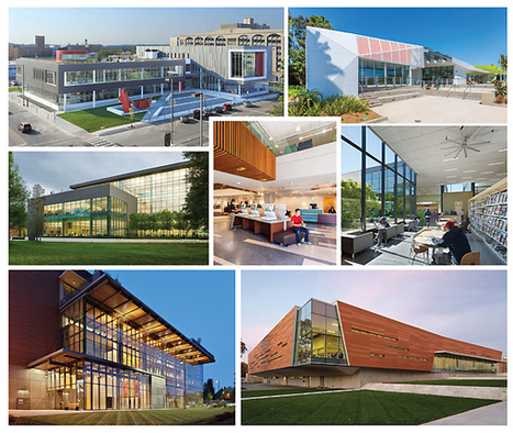The New Placemakers | New Landmark Libraries 2015 | Libraries of the Future | Scoop.it