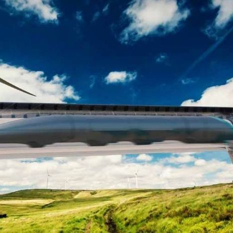 SpaceX's Moves Forward With Its Hyperloop Prototype for 2016 Pod Competition | Post-Sapiens, les êtres technologiques | Scoop.it