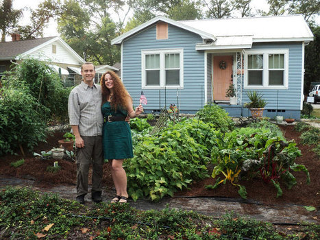Florida Couple Wins Fight For Front Yard Vegetable Garden! | Liberty Revolution | Scoop.it